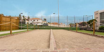 Træning på Hotel Landmar Playa la Arena på Tenerife, De Kanariske Øer.