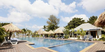 Hotel Lanta Casa Blanca på Koh Lanta i Thailand.