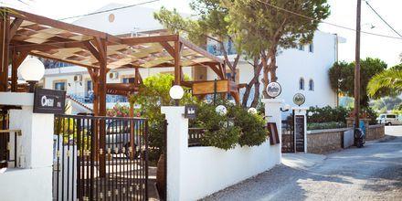 Pefkos på Rhodos, Grækenland.