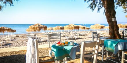 Lardos på Rhodos, Grækenland.