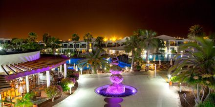 Hotel Las Marismas på Fuerteventura, De Kanariske Øer, Spanien.