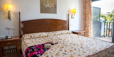 2-værelses lejlighed på Hotel Las Marismas på Fuerteventura, De Kanariske Øer, Spanien.