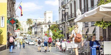Las Palmas på Gran Canaria, De Kanariske Øer.