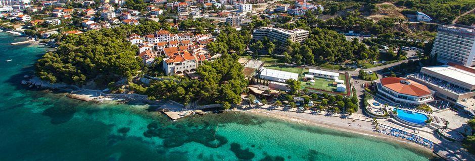 Hotel Lavica Apartments i Spli, Kroatien.