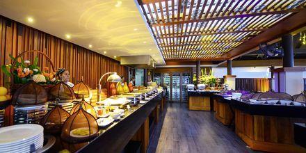 Buffetrestaurant på Layana Resort & Spa på Koh Lanta, Thailand.