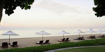 Stranden ved Layana Resort & Spa på Koh Lanta, Thailand.