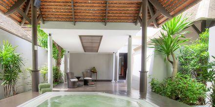 Spa på Layana Resort & Spa på Koh Lanta, Thailand.