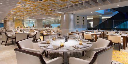 Restaurant på hotel Le Meridien Saigon i Vietnam.