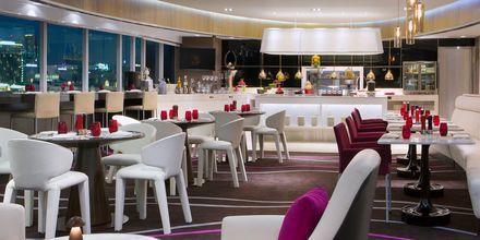 Bar på hotel Le Meridien Saigon i Vietnam.