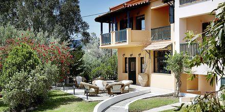 Hotel Ledra i Votsalakia på Samos, Grækenland.