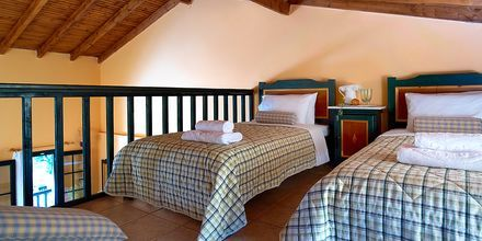 2-værelses lejlighed på Hotel Ledra i Votsalakia på Samos, Grækenland.