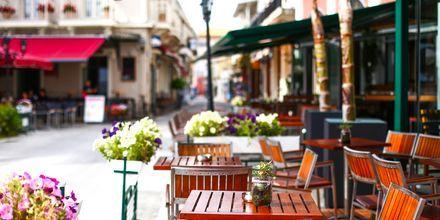 Lefkas by, Grækenland