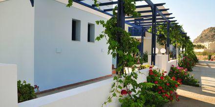 Hotel Lefkos Village på Karpathos, Grækenland.