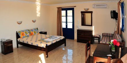 Lejlighed på Hotel Lefkos Village på Karpathos, Grækenland.