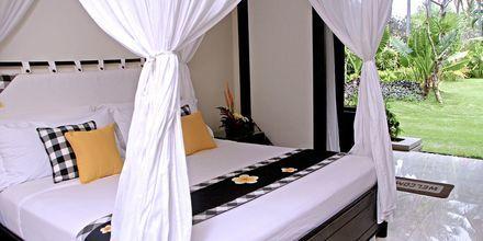 Superior-værelse på hotel Legian Beach i Kuta på Bali.
