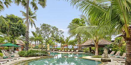 Apollos hotel Legian Beach i Kuta på Bali.