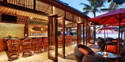 Restaurant Ole Ocean View Patio på hotel Legian Beach i Kuta på Bali.
