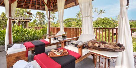 Spa på hotel Legian Beach i Kuta på Bali.