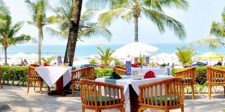 Restaurant Gino's Pasta & Pizza Corner på hotel Legian Beach i Kuta på Bali.
