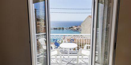 2-værelses lejlighed på Hotel Lenox, Samos.