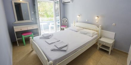 Dobbeltværelse på Hotel Lenox, Samos.