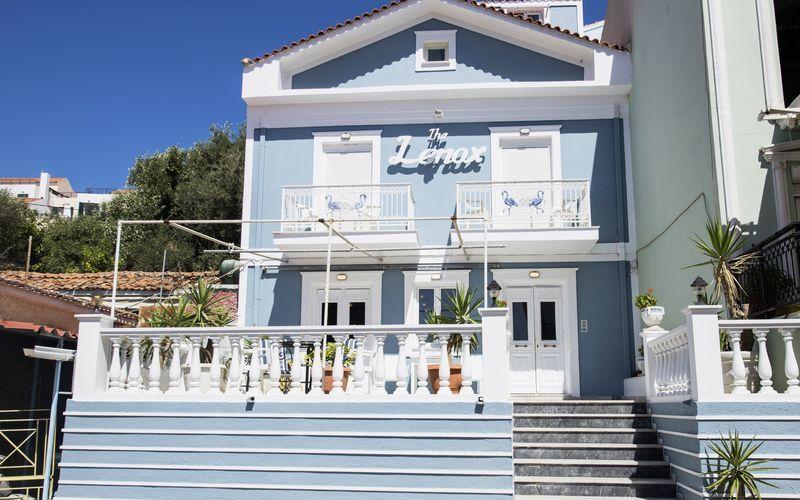 Hotel Lenox, Samos.