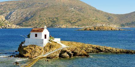 Kapellet Agios Isidoros på Leros.