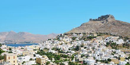 Leros i Grækenland.