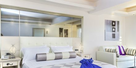 Superior-suite på Lesante Classic Luxury Hotel & Spa, Zakynthos, Grækenland.