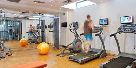 Fitnessrum på Lesante Classic Luxury Hotel & Spa, Zakynthos, Grækenland.