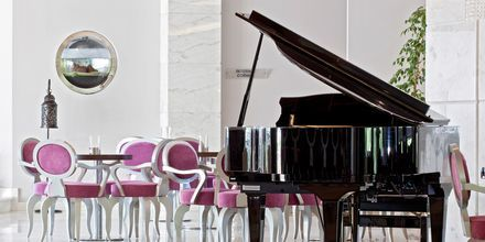Lobby på Lesante Classic Luxury Hotel & Spa, Zakynthos, Grækenland.