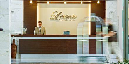 Receptionen på Lesante Classic Luxury Hotel & Spa, Zakynthos, Grækenland.