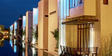 Pool på Let's Sea Hua Hin Al Fresco Resort i Thailand.