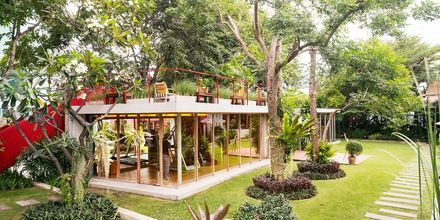 Fitness på Let's Sea Hua Hin Al Fresco Resort i Thailand.