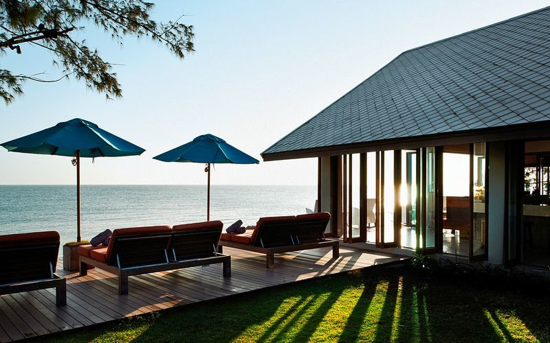 Hotel Let's Sea Hua Hin Al Fresco Resort i Thailand.