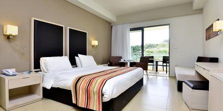 Dobbeltværelser på Hotel Levante Beach Resort på Rhodos, Grækenland.
