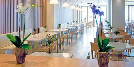 Restaurant på Hotel Levante Beach Resort på Rhodos, Grækenland.