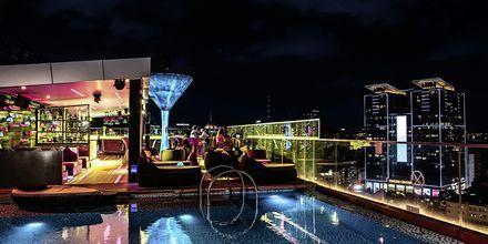 Bar på taget på Liberty Central Saigon Point, Saigon