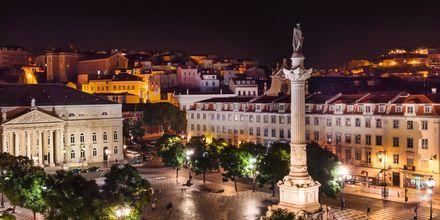 Rossiotorvet i Lissabon, Portugal.