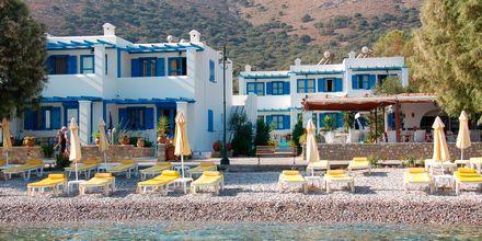 Lejlighedshotel Livadia Beach, Tilos.
