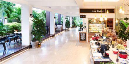 Buffetrestaurant på Hotel Loligo Resort Hua Hin Fresh Twist By Let's Sea i Thailand.