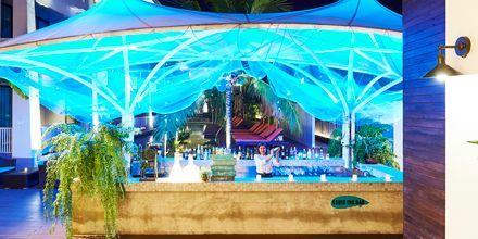 Bar på Hotel Loligo Resort Hua Hin Fresh Twist By Let's Sea i Thailand.