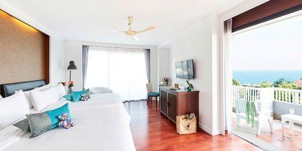 Junior-suite på Hotel Loligo Resort Hua Hin Fresh Twist By Let's Sea i Thailand.