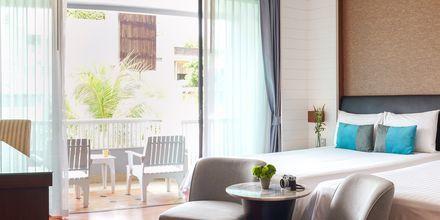 Superior-værelse på Hotel Loligo Resort Hua Hin Fresh Twist By Let's Sea i Thailand.