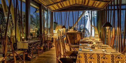 Restaurant Akara på Lopesan Baobab Resort i Meloneras på Gran Canaria, De Kanariske Øer.
