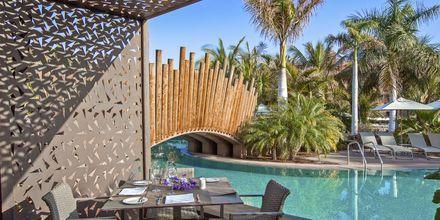 Restaurant Pilipili på Lopesan Baobab Resort i Meloneras på Gran Canaria, De Kanariske Øer.