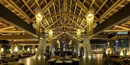 R. Burton bar på Lopesan Baobab Resort i Meloneras på Gran Canaria, Spanien