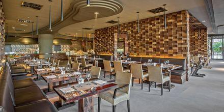 Buffetrestaurant på Lopesan Baobab Resort i Meloneras på Gran Canaria, De Kanariske Øer.