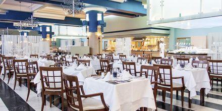 Buffetrestaurant Atlantico på Lopesan Costa Meloneras Resort Spa & Casino, Gran Canaria.
