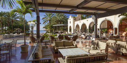 Lounge på Lopesan Costa Meloneras Resort Spa & Casino, Gran Canaria.